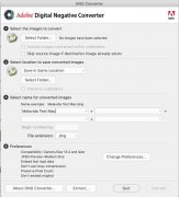 Adobe DNG Converter imagen 1 Thumbnail