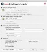 Adobe DNG Converter image 5 Thumbnail