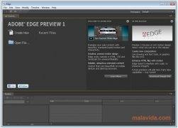 Adobe Edge imagen 5 Thumbnail