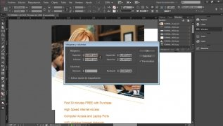 Adobe InDesign ekran 3 Thumbnail