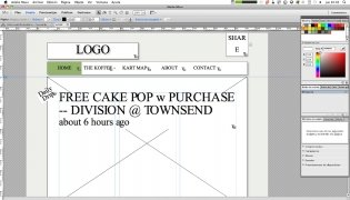 Adobe Muse immagine 2 Thumbnail