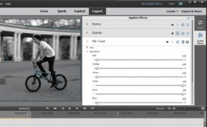 Adobe Premiere Elements bild 3 Thumbnail