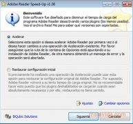 Adobe Reader SpeedUp image 1 Thumbnail