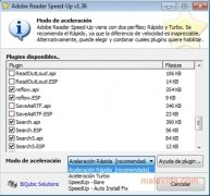 Adobe Reader SpeedUp image 2 Thumbnail