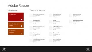 Adobe Reader Touch image 1 Thumbnail