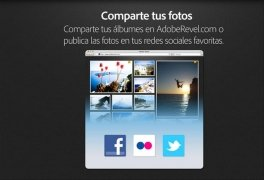 Adobe Revel imagen 4 Thumbnail