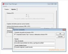 Adobe Type Manager immagine 2 Thumbnail