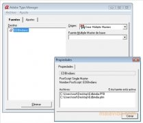 Adobe Type Manager immagine 3 Thumbnail
