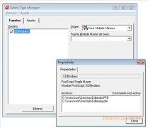 Adobe Type Manager imagen 3 Thumbnail