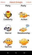 Adult Emojis & Dirty Emoticons imagem 5 Thumbnail