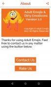 Adult Emojis & Dirty Emoticons imagen 8 Thumbnail