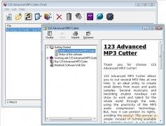 Advanced MP3 Cutter Изображение 4 Thumbnail