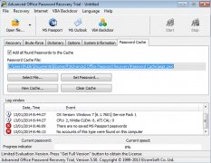 Advanced Office Password Recovery imagem 3 Thumbnail
