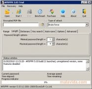 Advanced PDF Password Recovery imagen 2 Thumbnail