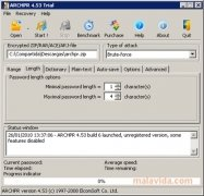 Advanced RAR Password Recovery imagen 3 Thumbnail