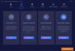 Advanced SystemCare Free Изображение 6 Thumbnail