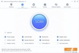 Advanced SystemCare Ultimate imagen 1 Thumbnail