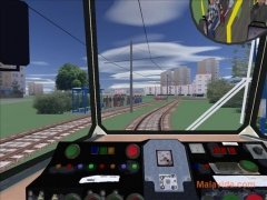 Advanced Tram Simulator image 2 Thumbnail