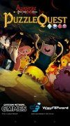 Adventure Time Puzzle Quest imagen 1 Thumbnail