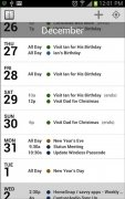 Agenda Calendar image 1 Thumbnail