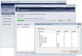 AhnLab V3 Internet Security immagine 2 Thumbnail