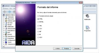 AIDA32 imagen 7 Thumbnail