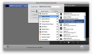 Aimersoft DVD Ripper immagine 3 Thumbnail