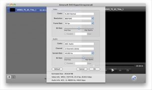 Aimersoft DVD Ripper immagine 4 Thumbnail