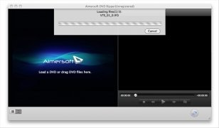 Aimersoft DVD Ripper immagine 5 Thumbnail