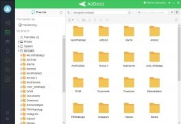 AirDroid imagen 3 Thumbnail