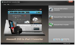 Aiseesoft iPad 2 Converter immagine 1 Thumbnail
