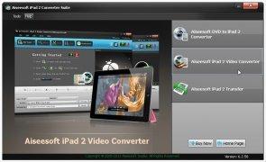 Aiseesoft iPad 2 Converter imagem 5 Thumbnail