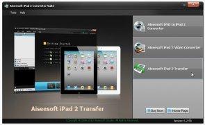 Aiseesoft iPad 2 Converter imagem 6 Thumbnail