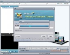 Aiseesoft iPhone to Computer Transfer image 2 Thumbnail