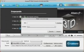 Aiseesoft Mac Video Converter Ultimate imagen 2 Thumbnail