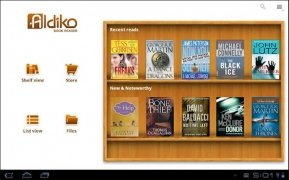 Aldiko Book Reader immagine 1 Thumbnail