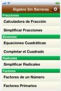 Álgebra Sin Barreras imagen 1 Thumbnail