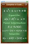Pocket Algebra imagem 3 Thumbnail