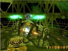 Alien Clock 3D Screensaver image 1 Thumbnail
