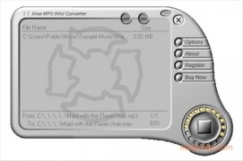 Alive MP3 WAV Converter immagine 3 Thumbnail
