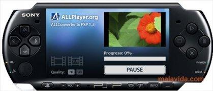 ALLConverter to PSP bild 2 Thumbnail