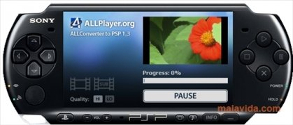ALLConverter to PSP Изображение 2 Thumbnail