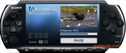 ALLConverter to PSP imagen 3 Thumbnail