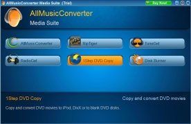 AllMusicConverter imagen 1 Thumbnail