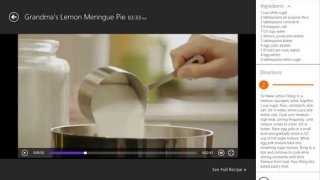 Allrecipes Video Cookbook immagine 3 Thumbnail