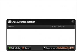 ALLSubtitleSearcher Изображение 1 Thumbnail