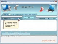 Allway Sync immagine 2 Thumbnail