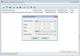 AlterWind Log Analyzer imagen 3 Thumbnail