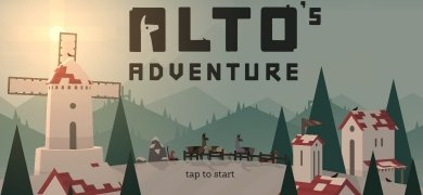 Alto's Adventure imagen 2 Thumbnail