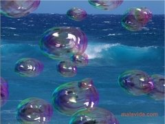 Amazing Bubbles 3D Screensaver bild 2 Thumbnail